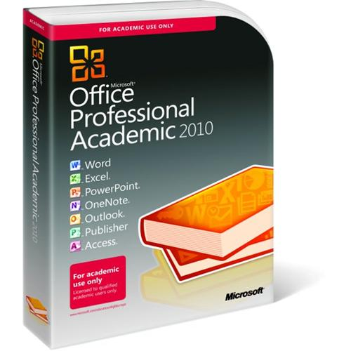 Professionals Academics: Product Key For Microsoft Office 2010