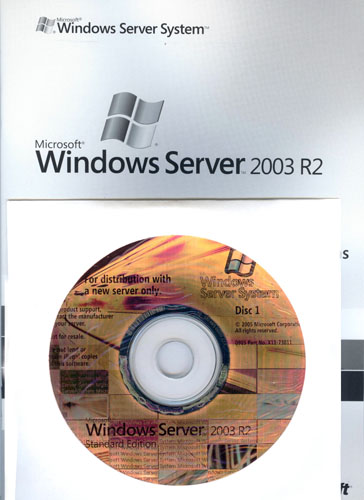 Features of Windows Server 2003 All Editions ISO