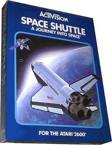 space shuttle atari 2600 - photo #10