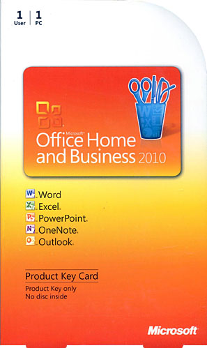 microsoft office home business 2010 edition pkc licensed. Black Bedroom Furniture Sets. Home Design Ideas