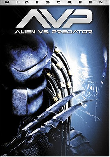 Avp Alien Vs Predator 2004 Dvd Widescreen Dts 5 1 Retail